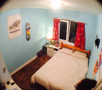 Galway City Central Double Room