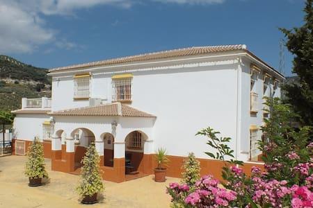 Beautiful Villa With A Hot Tub - Iznajar