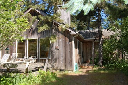 Charming Dog-Friendly Beach House - Manzanita - 獨棟