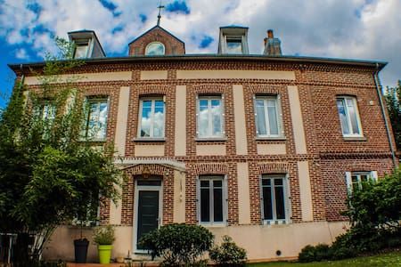 duplex a 2 pas de Rouen - Bed & Breakfast