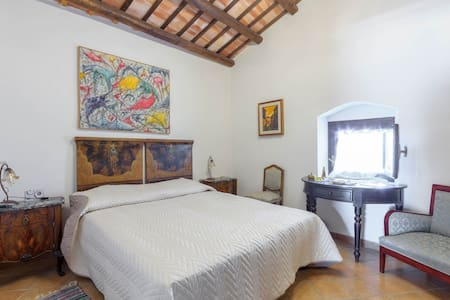 B & B Torre Saracena Camera Charlotte - Bed & Breakfast