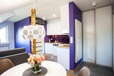 Violet komfortowy apartament w Wieliczce - Wieliczka
