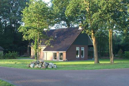 Huisje in Gees Drenthe - Kisház