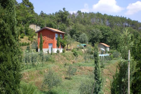 Dependance in proprietà con oliveto - Pignone - Bed & Breakfast