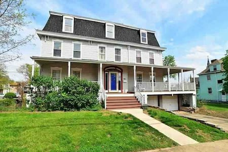 Renovated 1800's French Victorian!! - Pittsburgh - Casa