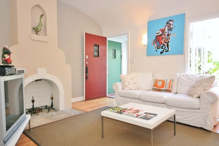 Stylish/Modern 2bd House-Grove A9  - Los Angeles - House