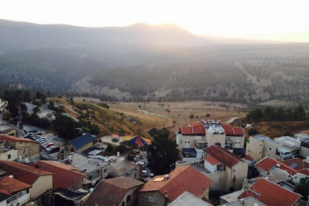 Tzfat,Safed,Old city,entire apt.Hadif building. - Wohnung