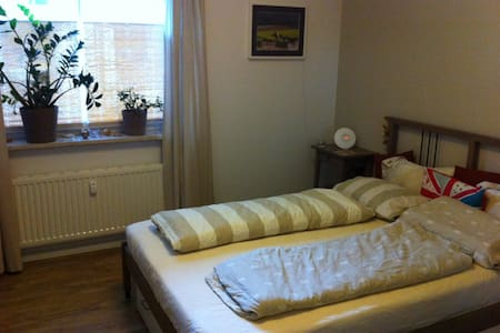 Smart and secluded bedroom - Elmshorn