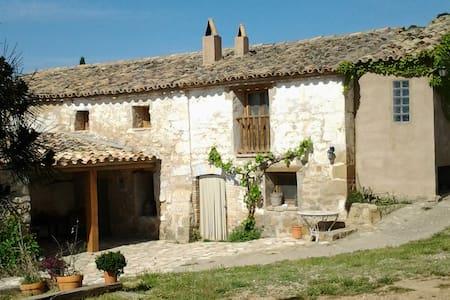 """CORRAL. Casa Rural """"Lo de Bruno"""" - Bajo Aragón-Caspe/Baix Aragó-Casp"""