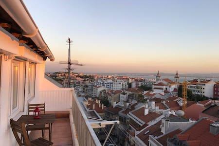 Sightseeing Loft - Lisboa - Apartamento