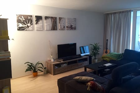 Gorgeous new apartment with privat bedroom - Zürich - Appartement