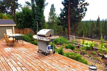 Garden Sanctuary & Mountain Views