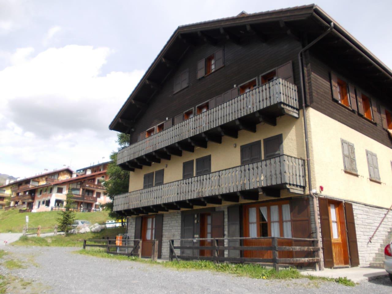 Casa rustica/outside