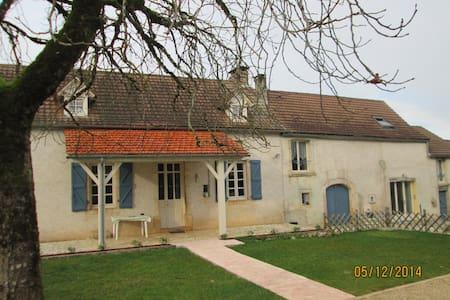 La maison bleue chambre privée - Limogne-en-Quercy - Andre