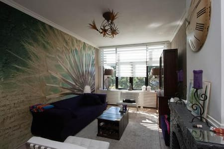 Spacious Loft ***** with roof terrace! - Appartement