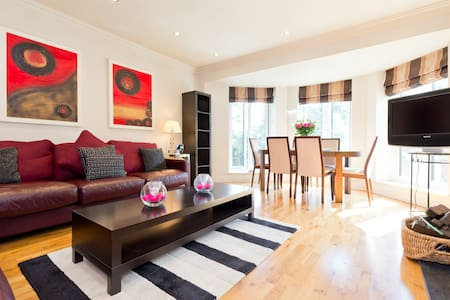 Stylish Dublin 4 2 bed apartment.
