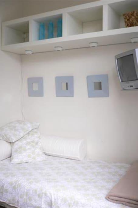 A really nice modern room