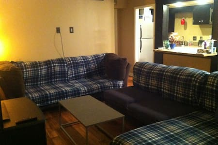 Cozy & Clean Little Getaway!!! - Alexandria - Wohnung