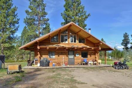 Montana custom cabin - Kisház