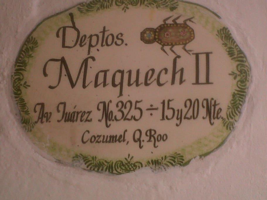 MAquech Plate