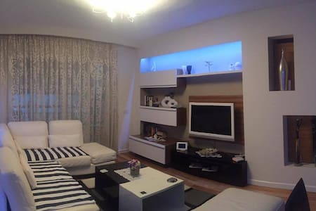 "A ""Home away from Home"" - Tiranë - Wohnung"