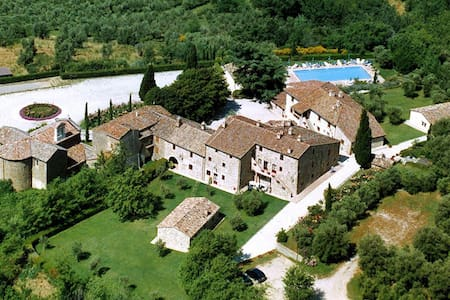 Charming apartment near Cortona ApC