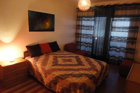 Cozy Bedroom in Typical Évora house