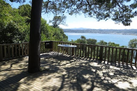 Secluded Cottage on Knysna Lagoon