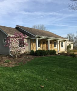 Chic Country Ranch; Close To Town - Zionsville - House
