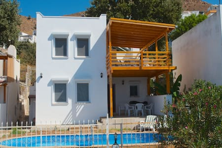 Villa with pool in holiday resort  - Villa