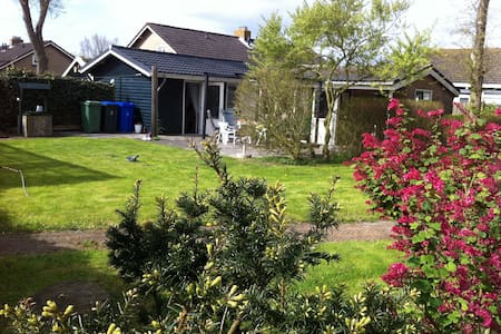 House with big Garden on Ameland - Cabin