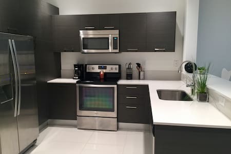 Modern three bedroom house near Fort Lauderdale - Lauderhill - Townhouse