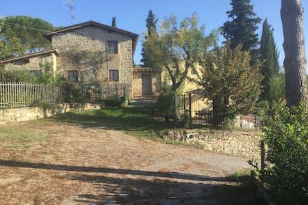 Farmhouse Chianti/Relax/Dog/Nature - Maison