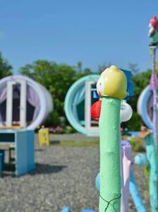 繽紛亮麗的水管屋~強調環保概念與大自然的結合,彷彿置身於天堂的無憂生活 - 恆春鎮 - House