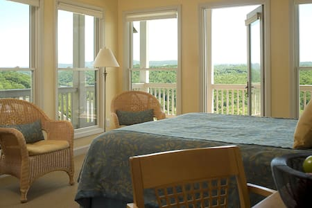 Outstanding views of the New River - Pearisburg - Bed & Breakfast