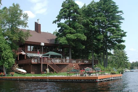Westwind Inn on Lake, Buckhorn-lake facing # B-2 - Buckhorn - Oda + Kahvaltı
