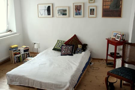 WG-Zimmer direkt am Badesee - Appartement