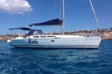 Barco Velero en Ibiza - Sant Josep de sa Talaia