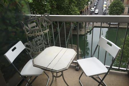 Appartement avec terrasse centre