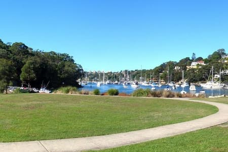 Sunny 2 bed apartment in Nth Sydney - Cammeray - Flat