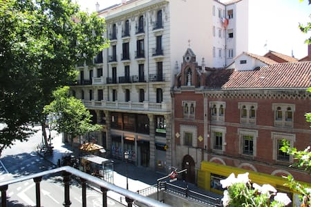 Amazing flat in the heart of Madrid