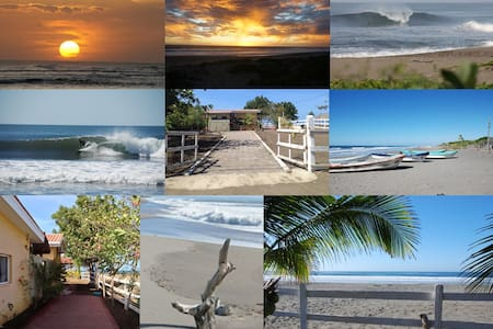 Villa Vadasz - Beachfront Paradise - Salinas Grandes - Ház