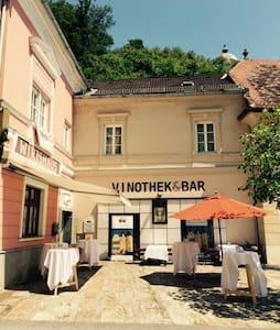 Kleines Doppelzimmer - Ehrenhausen - Wikt i opierunek