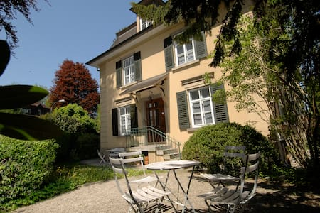 Central house, garden, 4-bed room - Luzern