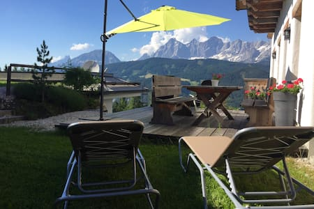 Alpine-Lodge Appartement - Schladming - Appartement