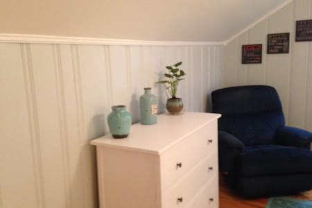 Cozy 1BD, Pvt Guest Suite, Parking - Durham - House
