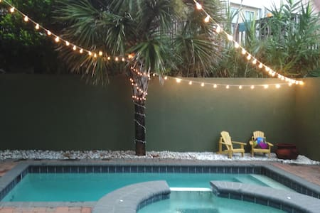 Studio w/ private pool on the gulf - Panama City Beach - Lägenhet