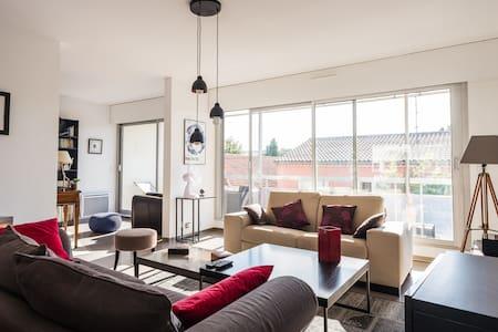 Appartement Cosy avec terrasses