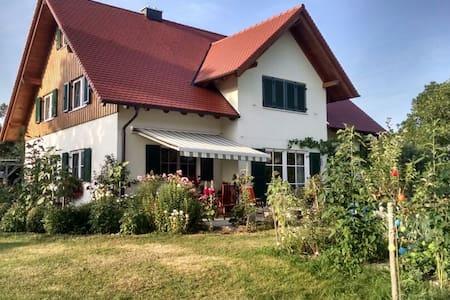 Ferienwohnung im Allgäu - Appartamento