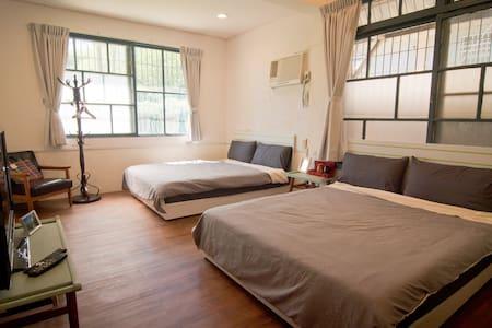 Reminiscence dorm日式老宿舍4人房(套房,有MOD)